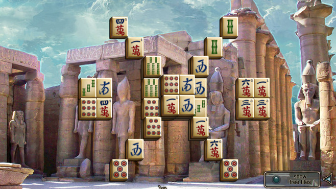 World's Greatest Temples Mahjong Screenshot 7