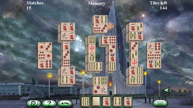 World's Greatest Temples Mahjong 2 Screenshot 2