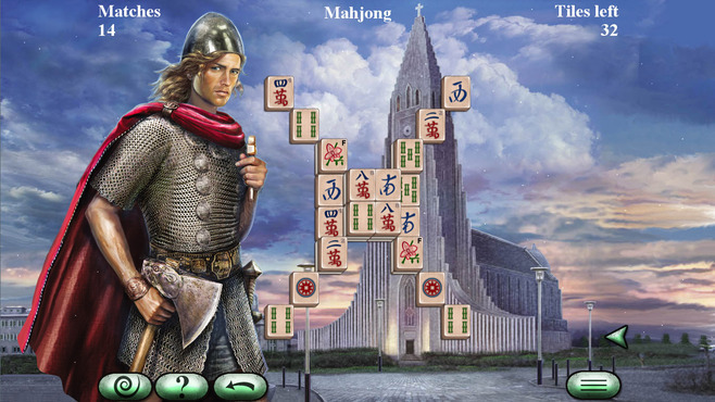 World's Greatest Temples Mahjong 2 Screenshot 3