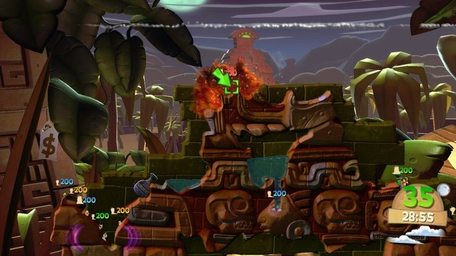 Worms Clan Wars Screenshot 4
