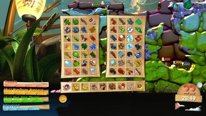Worms Clan Wars Screenshot 6