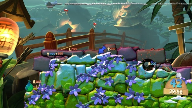 Worms Clan Wars Screenshot 10