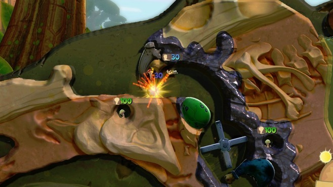 Worms Clan Wars Screenshot 11