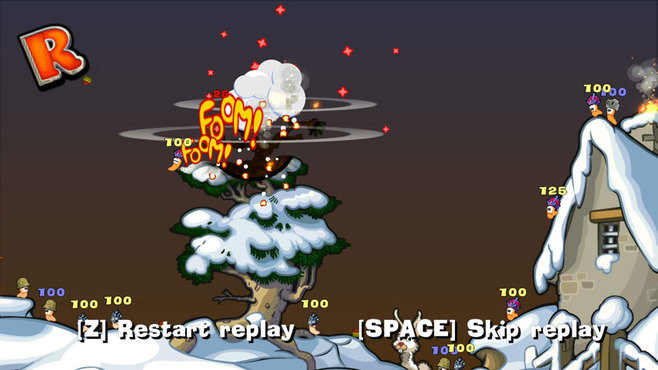Worms Special Edition Screenshot 3