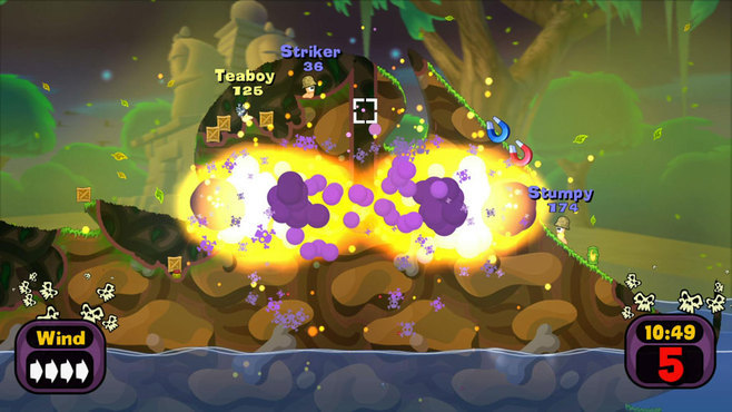 Worms Special Edition Screenshot 6
