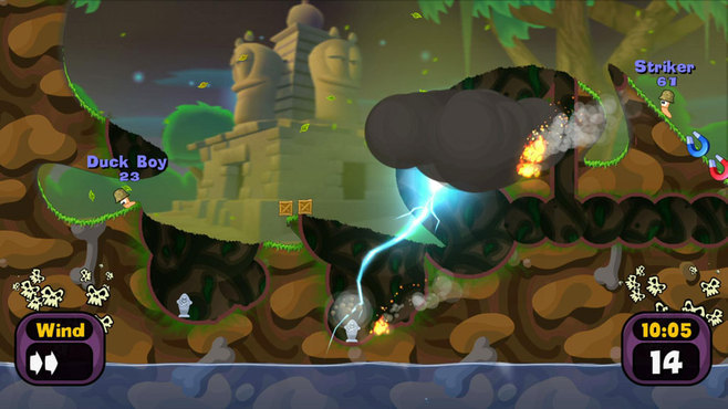 Worms Special Edition Screenshot 9