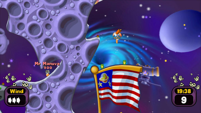 Worms Special Edition Screenshot 10