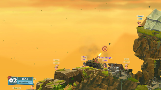 Worms W.M.D. Screenshot 3