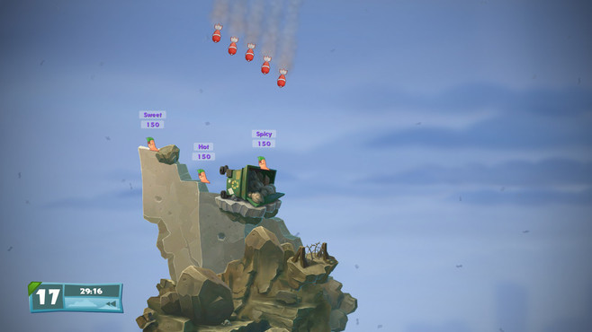 Worms W.M.D. Screenshot 7