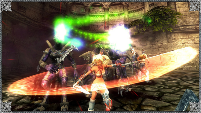 X-Blades Screenshot 1