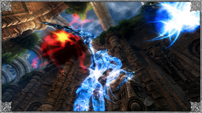X-Blades Screenshot 2