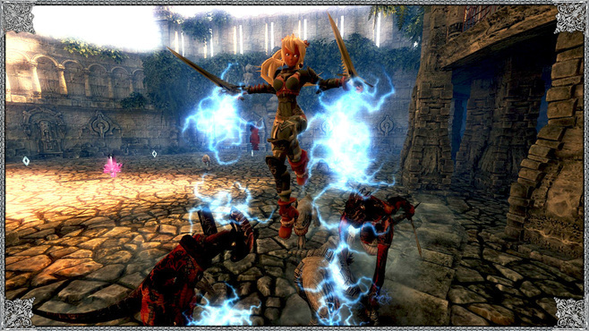 X-Blades Screenshot 3