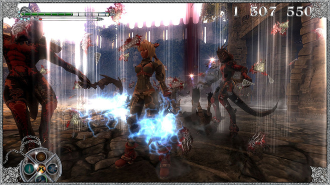X-Blades Screenshot 9