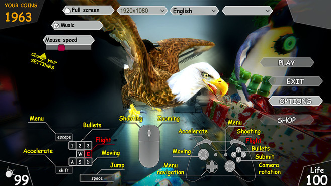 Xbird Screenshot 2