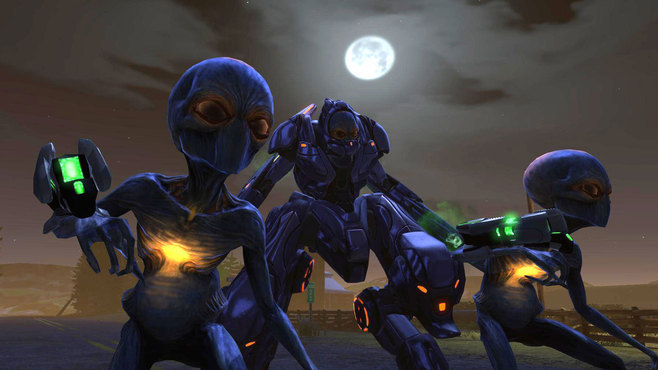 XCOM: Enemy Within Screenshot 2