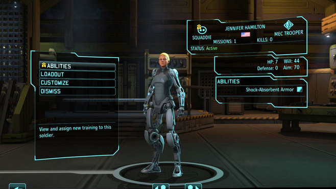 XCOM: Enemy Within Screenshot 4