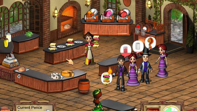 Ye Olde Sandwich Shoppe Screenshot 1