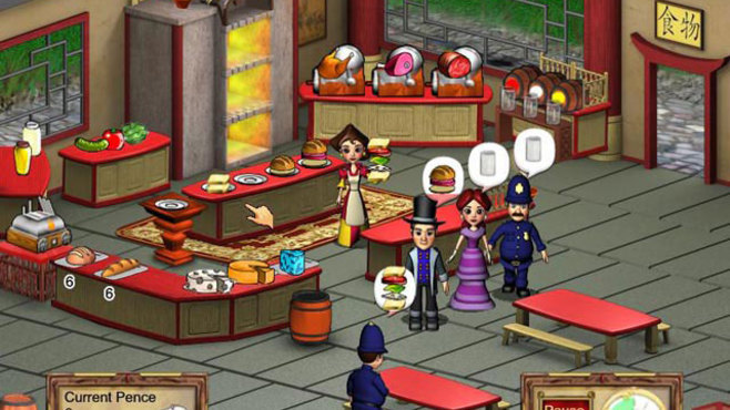 Ye Olde Sandwich Shoppe Screenshot 4