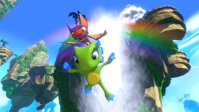 Yooka-Laylee Screenshot 1
