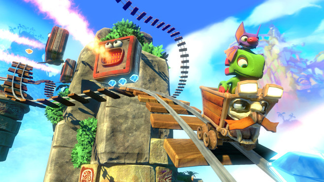 Yooka-Laylee Screenshot 8