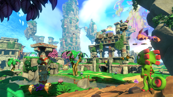 Yooka-Laylee Screenshot 12