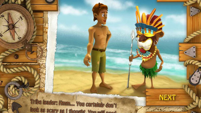 Youda Survivor Screenshot 3