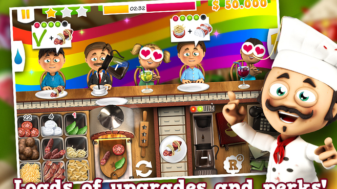 Youda Sushi Chef 2 Screenshot 5