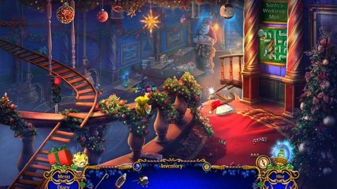 Yuletide Legends: The Brothers Claus Collector's Edition Screenshot 1