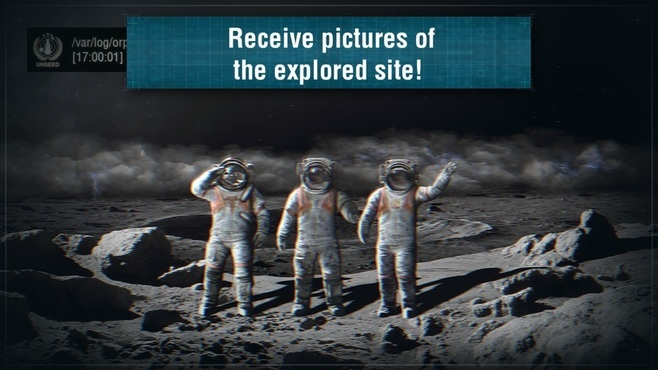 Zarya - 1: Mystery on the Moon Screenshot 5