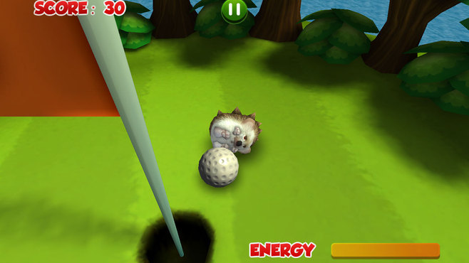 Ziggy Putts Screenshot 1