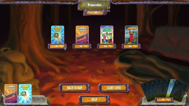 Zombie Solitaire 2 Chapter One Screenshot 10