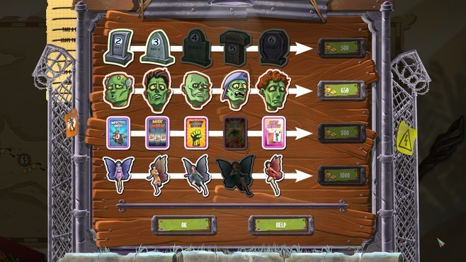 Zombie Solitaire 2 Chapter Three Screenshot 6