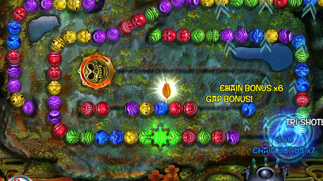 Zuma's Revenge Screenshot 4